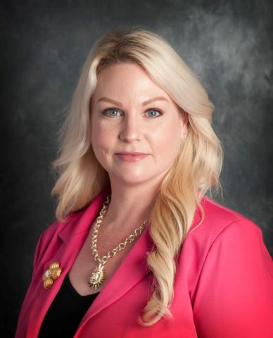 Holly Bailey, LPC is named Clinical Supervisor for Jacksonville-Pulaski County